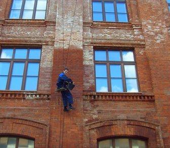 Изображение в Услуги компаний и частных лиц Разные услуги Оказываем услуги по очистке фасадов от высолов в Москве 100