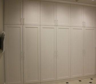 Фото в Мебель и интерьер Производство мебели на заказ Купить гардеробные комнаты на заказ в Москве в Москве 0