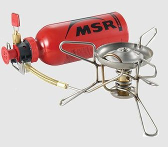 ����������� � ����� � ��������� ����� �������������� ������� MSR WhisperLite  �������: � ������ 6�200
