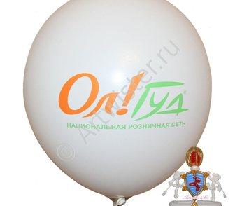 Фото в Услуги компаний и частных лиц Рекламные и PR-услуги Печать логотипа на воздушных шарах в Москве. в Москве 20