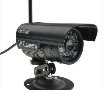 Фотография в Бытовая техника и электроника Видеокамеры Распродаем IP-камеры кака для внутридомового, в Москве 4500