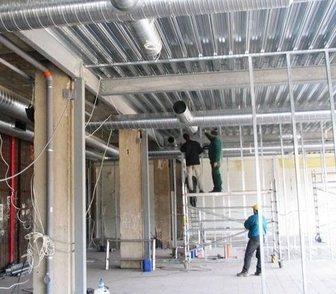 Изображение в   Выполним монтаж систем вентиляции в зданиях в Москве 120