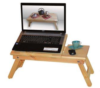 Фото в Компьютеры Комплектующие для компьютеров, ноутбуков Подставка для ноутбука в кровать, удобна в Москве 2490