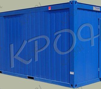 Изображение в   Складской контейнер производства компании в Ростове-на-Дону 0