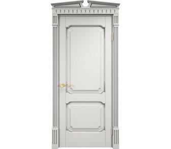 Фотография в   Межкомнатная дверь, массив ольхи, Белый грунт в Москве 16465