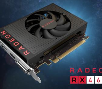 Фотография в   Видеокарта Sapphire AMD Radeon RX 460 4 Гб в Москве 9000