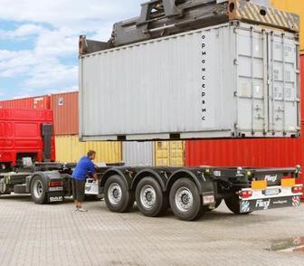 Изображение в Авто Аренда и прокат авто Важный параметр для контейнеровоза — его в Москве 1200