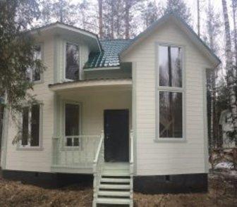Фотография в Недвижимость Продажа домов Новый дом в современной деревне Криушкино, в Москве 2550000