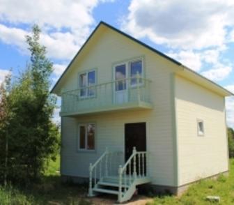 Изображение в Недвижимость Продажа домов Новый дом в Веськово, площадью 72 м2. Участок в Москве 1100000
