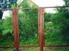 Свежее фото Строительные материалы Продаем садовые калитки от производителя 33854883 в Можайске