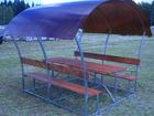 Просмотреть foto Строительные материалы Беседки садовые 33855013 в Можайске