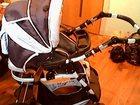 Изображение в Для детей Детские коляски Продам коляску трансформер зима-лето фирма в Мурманске 4500