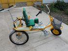 Скачать бесплатно foto  Велосипед для детей с ДЦП 39049208 в Москве