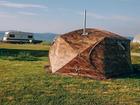 Уникальное фотографию Рыбалка Палатка Кубоид «Гексагон» Берег (2сл.) 69276879 в Мурманске