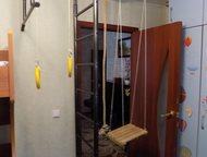 Продам шведскую стенку В комплекте: канат, кольца, веревочная лестница, деревянн