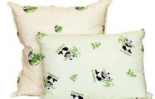 Качественные подушки Бамбук