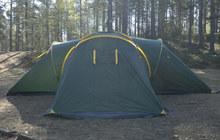 Палатка кемпинговая Talberg Base Super 9