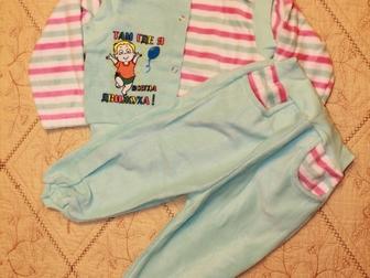 Свежее изображение Детская одежда Новые флисовые костюмчики 34257742 в Мурманске