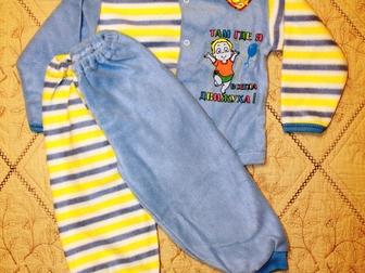 Уникальное изображение Детская одежда Новые флисовые костюмчики 34257742 в Мурманске