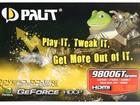 Уникальное фото  Видеокарта NVidia Palit GF 9800GT GREEN 33041421 в Муроме