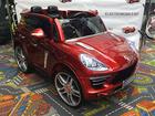 Увидеть foto  Продаем детский электромобиль порше a555mp вип 36049368 в Муроме