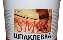 Шпаклевка по дереву SMEs от производителя