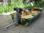 Свежее фотографию Мото Подвесные лодочные моторы Аллигатор для мелководья 36569920 в Набережных Челнах