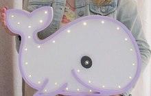 Оригинальные светильники для ваших малышей