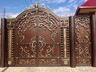 Уникальное фотографию Ремонт, отделка кованные ворота 34620547 в Нальчике