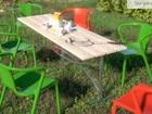 Фото в Строительство и ремонт Строительные материалы Продаем Лавочки и столы дачные которые отлично в Наро-Фоминске 2450