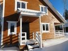 Фото в   Продается новый двухэтажный дом из бруса в Наро-Фоминске 2100000