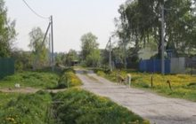 Участок ИЖС 12 соток 80 км от МКАД, Н-Ф р-н