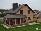 Скачать изображение Продажа домов Продам новый коттедж в Воронеже на берегу реки Дон 38852541 в Воронеже