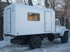 Автомобиль Вахта 15-20 мест на шасси ГАЗ 33081 «Садко» Фургон