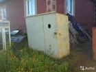 Дачный туалет-хозблок