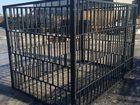 Скачать бесплатно фотографию Отделочные материалы Вольер для собак с доставкой 32741662 в Нелидово