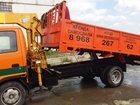 Скачать бесплатно foto Самосвал Грузоперевозки на бортовом грузовике-самосвале 33045008 в Невинномысске