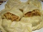 Увидеть foto  Вареники с квашеной капустой (постный стол) здоровая еда 38551242 в Нижневартовске