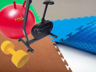 Скачать бесплатно изображение Спортивный инвентарь Полы для тренажерных залов Солд-Спорт, 25201481 в Москве