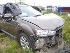 Фото в Авто Аварийные авто Продаю мицубиси оутлендр 2011 г. в. , 223л. в Нижнем Новгороде 450000