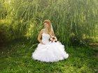 Изображение в Одежда и обувь, аксессуары Свадебные платья Размер регулируется от 40 до 46 размера, в Нижнем Новгороде 15000