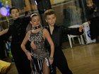 Изображение в Для детей Детская одежда эффектное черное платье латина ю-2, молодежь в Нижнем Новгороде 10000