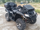 Фотография в   Продаю квадроцикл CF MOTO X8 2013 г. в. , в Нижнем Новгороде 355000