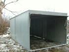 Свежее фото  Продается металлический гараж пенального типа 37947118 в Урене