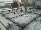 Просмотреть изображение Строительство домов Свайно винтовой фундамент быстро 39542351 в Нижнем Новгороде