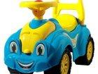 Автомобиль детский для прогулок 3510 арт 159- 878