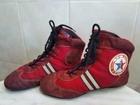 Скачать бесплатно фотографию Спортивная одежда продам самбовки на мальчика красного цвета б/у р, 39 81246614 в Нижнем Новгороде