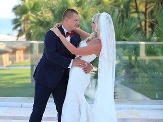 Свежее фотографию  Продам брендовое свадебное платье от итальянского дизайнера 40255214 в Москве