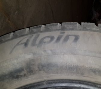 ����������� �   ������ ������, ������� Michelin Alpin 205/60, � ������ ��������� 9�000