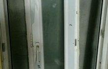 Окно пластиковое 40х145